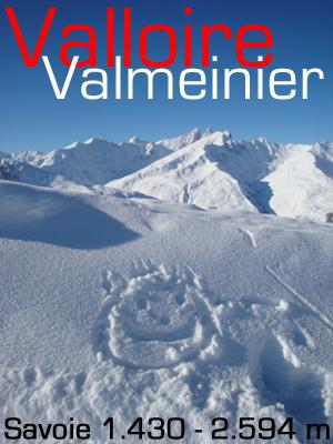 Valloire / Valmeinier, Frankrig